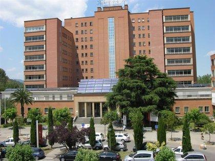 La niña atropellada en una terraza de Girona saldrá este lunes de la UCI