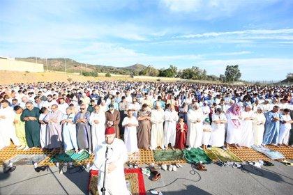 Ceuta celebra la mayor Pascua musulmana con el sacrificio de más de 4.500 corderos