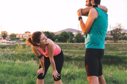 El alivio del estrés puede ayudar a los universitarios a hacer ejercicio