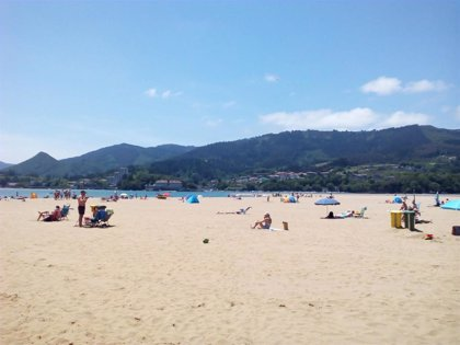 Baño prohibido en las playas de La Arena, Gorrondatxe (Azkorri), Barinatxe, Arriatera - Atxabiribil, Bakio y Laga
