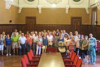 La Diputación expresa su apoyo a colectivos de jiennenses fuera de la provincia