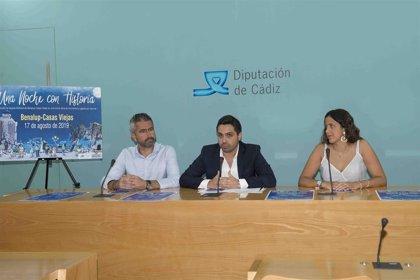 Diputación felicita a Benalup-Casas Viejas por la nueva iniciativa 'La Noche de la Historia'