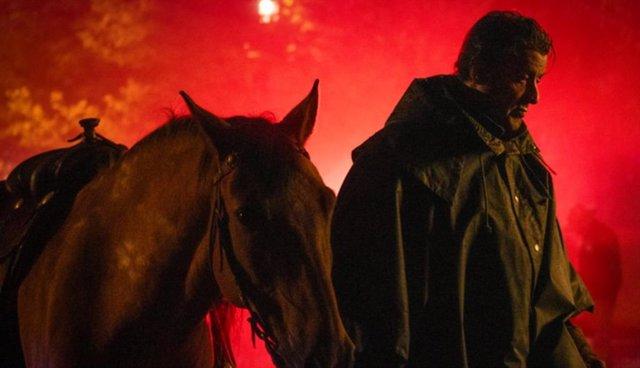 Imagen de Sylvester Stallone como Rambo en Last Blood