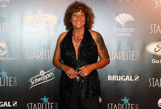 Rosana en la Gala Starlite en Marbella