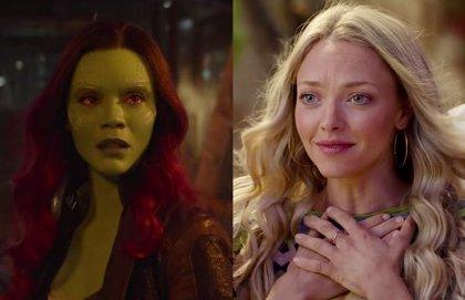 Amanda Seyfried rechazó ser Gamora en Guardianes de la Galaxia