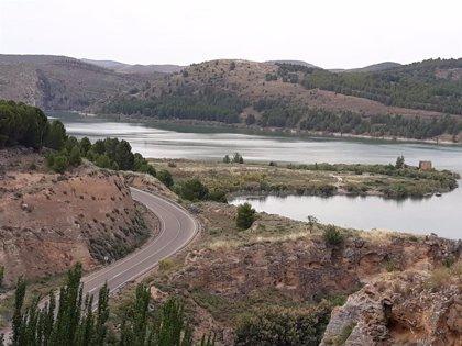 Los embalses de la Cuenca del Ebro se encuentran al 61 por ciento de su capacidad