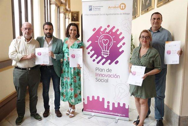 Presentación del I Plan de Innovación Social de la Ciudad de Málaga