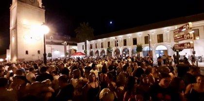 Las Noches en Blanco de Vélez-Málaga (Málaga) superan las 8.000 visitas al centro histórico