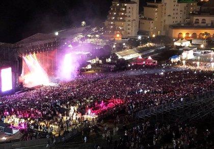 El Ayuntamiento de Fuengirola destaca el impacto del concierto de Jennifer López y la consolidación del Marenostrum