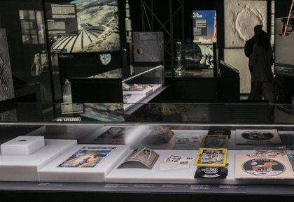 Caixaforum de Sevilla continúa con la exposición 'Tintín y la Luna' que conmemora la llegada del hombre al satélite