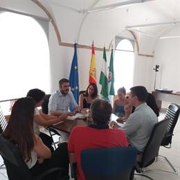 Reunión de los municipios de la Zona Básica de Salud de La Campiña