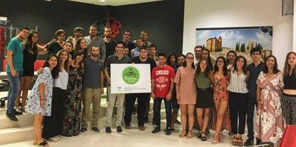 Despedida a los 22 participantes en el XXII Campo de Voluntariado Internacional Fortaleza de la Mota de Alcalá la Real