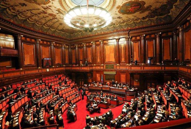 Senado de Italia