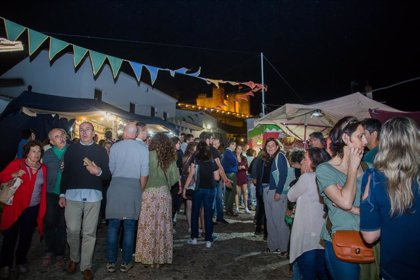 """Turismo.- El Ayuntamiento de Cortegana tilda de """"éxito rotundo"""" las XXIV Jornadas Medievales"""