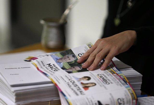 Elecciones primarias en Argentina