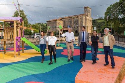 Inauguradas varias obras en Liérganes financiadas por Gobierno y Ayuntamiento