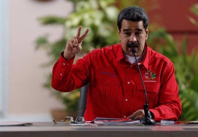 """Venezuela.-Maduro anuncia cambios en ministerios como parte de un proceso de """"re"""