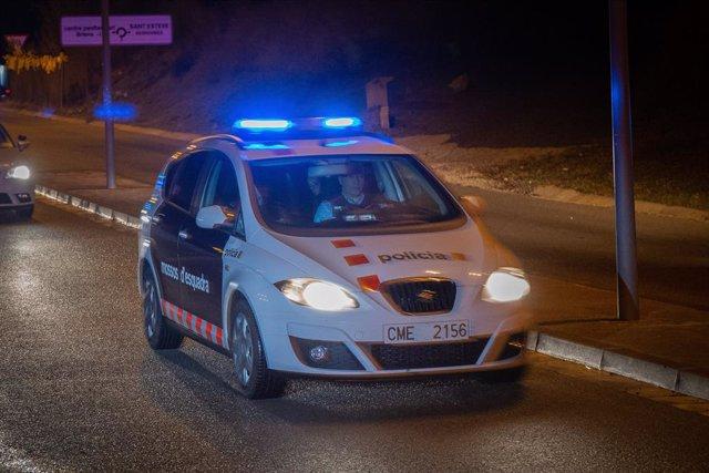 Foto | Dolors Bassa (Cotxe Mossos)