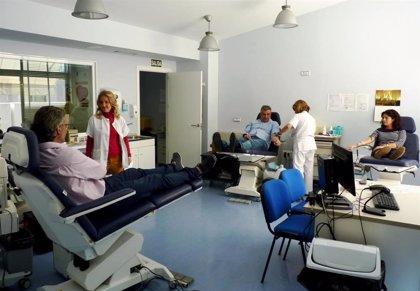 Las donaciones de sangre en C-LM aumentan un 4% en los siete primeros meses del año