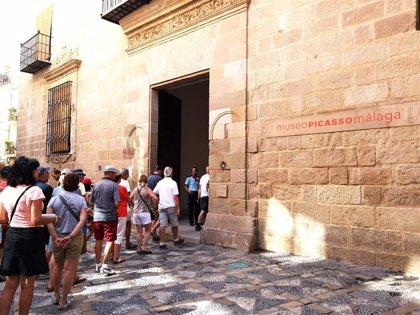 El Museo Picasso Málaga abrirá todos los días de Feria en su horario habitual