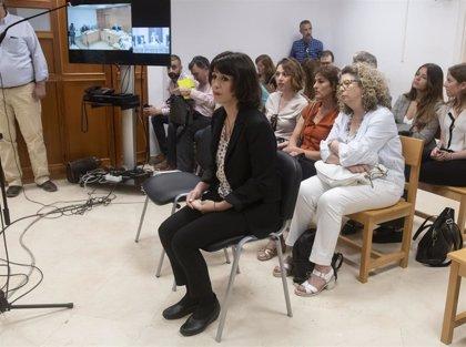 Técnicos de la Junta en Granada estudian la petición de Juana Rivas sobre sus hijos