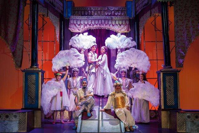 Foto 'Aladin, un musical genial'