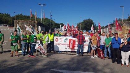 Sindicatos exigen a la Administración medidas urgentes contra los impagos de OMBUDS Seguridad