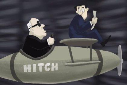 Alfred Hitchcock: Todos sus clásicos, en un corto de 2 minutos