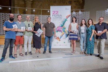 Cinco compañías extremeñas presentarán sus trabajos la próxima semana en la Feria de Teatro de Castilla y León