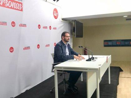 PSOE C-LM ofrece a PP C-LM ir juntos contra la PNL 'popular' que pide no incluir a ribereños en comisión del trasvase
