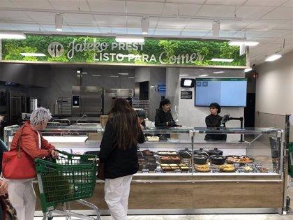 Mercadona convierte en Tienda Eficiente su supermercado de Basauri (Vizcaya) con una inversión de 2,1 millones
