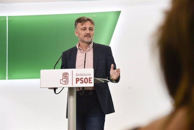 José Fiscal, en rueda de prensa