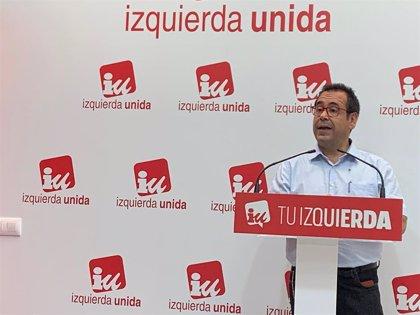"""Crespo (IU) considera que el nuevo trasvase evidencia que Ribera se """"ha reído"""" de C-LM"""