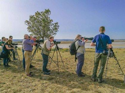 Diputación participa en Reino Unido en la mayor feria de turismo ornitológico del 16 al 18 de agosto