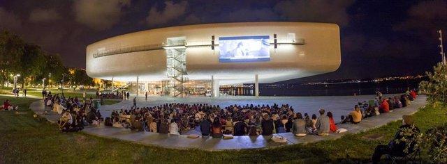 Cine en el Centro Botín