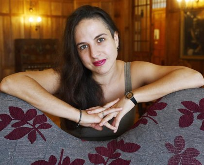 "Cristina Morales critica la censura ""soterrada"" de la literatura"