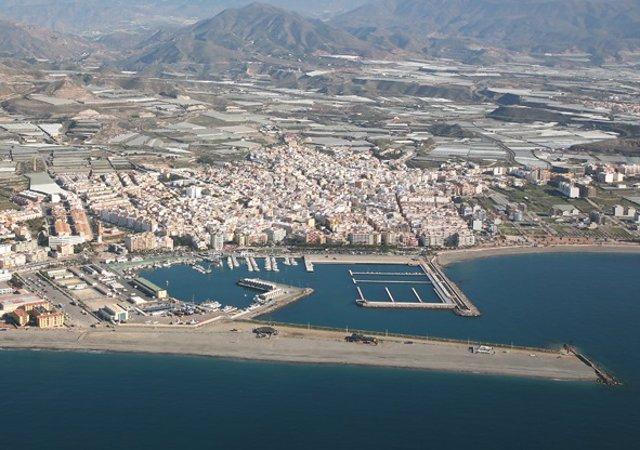 Puerto de Adra (Almería
