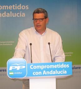 Ricardo Tarno en una imagen de archivo