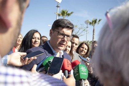 Cs reclama al alcalde de Sevilla un plan de actuación contra la venta ambulante ilegal