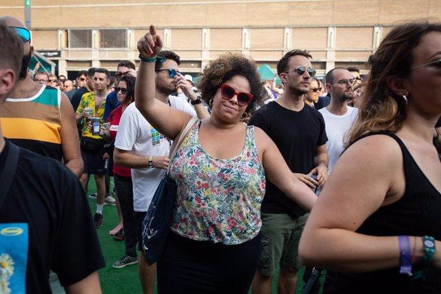 Facua denuncia a más de 40 festivales de música en España por impedir el acceso