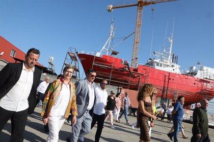 Reducir un 40% el consumo anual de energía, objetivo de la última convocatoria de ayudas de Mar a las cofradías
