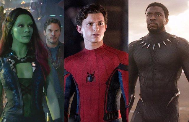 Personajes del Universo Cinematográfico Marvel