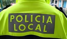 Uniforme de policia local