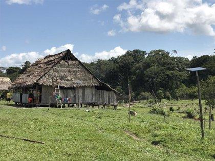 Llevar luz eléctrica a 1.400 familias en la Amazonia