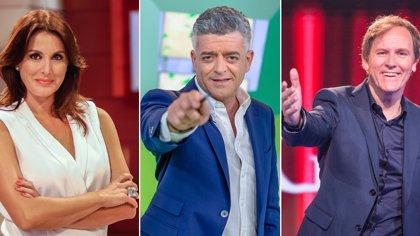 Canal Sur Televisión, líder de audiencias este lunes en las franjas de tarde y prime time