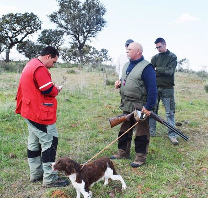 La media veda de caza en Castilla y León comienza este jueves y se prolongará hasta el 15 de septiembre