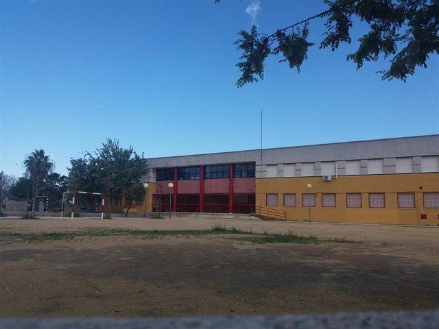 Colegio público Santa Clara de Sevilla