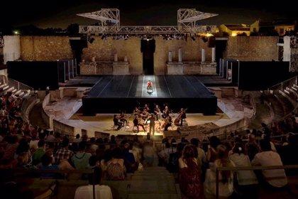 Investigadores de US aplican criterios de reducción de impacto medioambiental en el Teatro Romano de Itálica (Sevilla)
