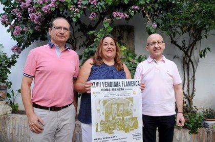 Doña Mencía vuelve a convertirse en referente del mundo flamenco con su XLVII Vendimia Flamenca