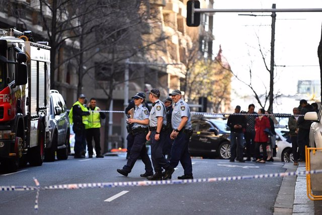 Australia.- Apuñalada una mujer en un ataque con cuchillo en el centro de Sidney